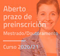 Aberto o prazo de preinscrición para másteres oficiais do curso 2020-2021 na UNED